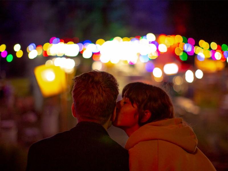 liefde op festival